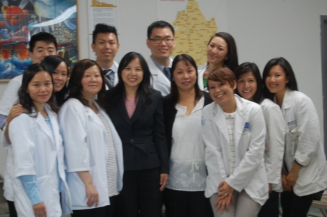 Flu Clinic Team